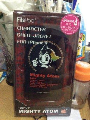 *凱西小舖*日本進口正版原子小金剛I-PHONE 4 4s專用保護殼**出清特價