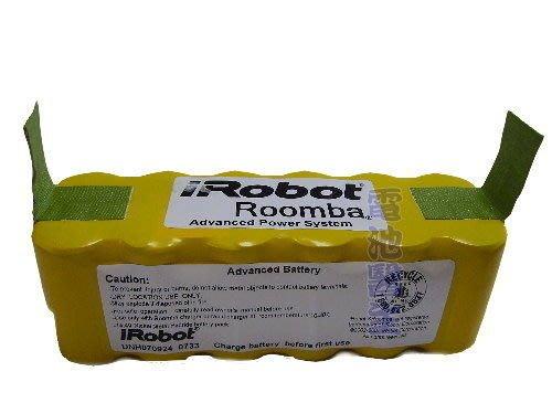 電池醫生-電池換芯[電動掃地機 iRobot roomba 4 .5系列]- 採用日本 SANYO 鎳鎘充電電池