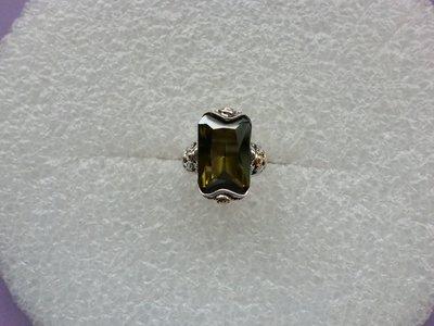 橄欖石戒指