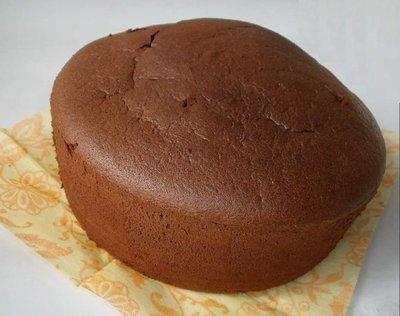 咖啡戚風蛋糕(8吋)~低糖低脂!! ╭ 蓁橙烘焙 ╮