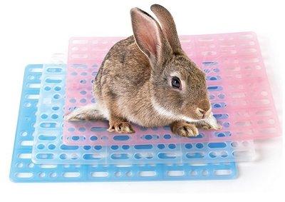 =吉米生活館= 兔用健康踏板 寵物籠底板 兔子腳墊板 寵物籠腳墊 兔用踏墊 兔籠專用安全踏板 健康踏墊 寵物腳踏墊