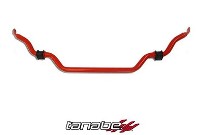 【Power Parts】TANABE SUSTEC STABILIZER 前下防傾桿 TOYOTA PREVIA