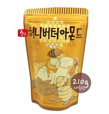 韓國 Toms gilim  蜂蜜奶油 特大包(250g)