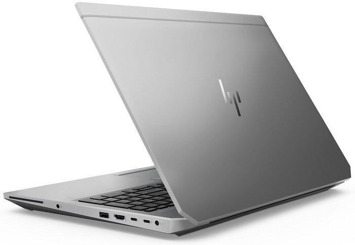 [HP ZBook 15 G5] E-2176M,16GB,HP Dreamcolor 4K (P2000),512GB