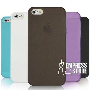 *【妃小舖】IPhone5/5s  糖果色 清水套 軟套 保護殼 矽膠套 果凍套