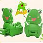 ~ A.R.T.媽寶~ 可愛青蛙造型 幼兒便器- 兒童訓...