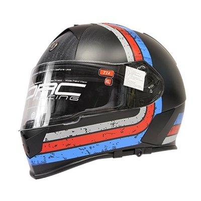 【金剛安全帽】美國 TORC T-14 Stream-Line-消 內藏墨鏡 雙鏡片 雙D扣 頭槌帽2.0 全罩式安全帽