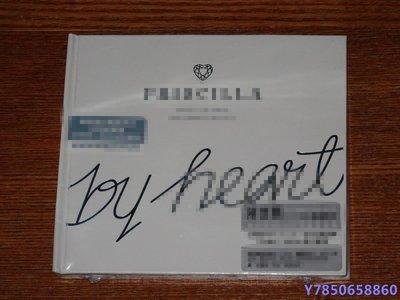 陳慧嫻 By Heart (CD+DVD) 2014專輯 首批DE版 現貨