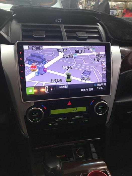 【嘉義.新動力汽車音響】2012~2014 camry專用Android機
