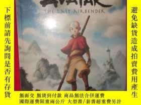 簡書堡Avatar:The Last Airbender (硬精裝) 【詳見圖】, 未開封奇摩5460 Avatar:T