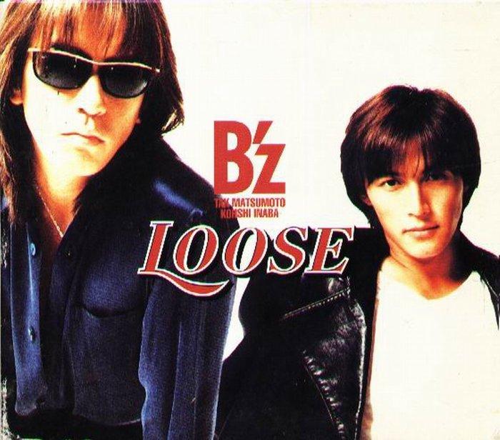 K - B'z - LOOSE - 日版BOX CD B z   Yahoo奇摩拍賣