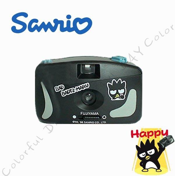 Colorful DAY 富士Sanrio三麗鷗酷企鵝系列絕版復古傳統底片傻瓜照相機懷舊收藏