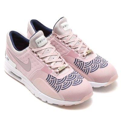 =CodE= NIKE AIR MAX ZERO LOTC QS TKO 東京慢跑鞋(粉紅)847125-600 城市女