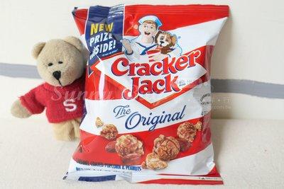 【Sunny Buy】◎預購整箱24入◎ 蜜糖原味 Cracker Jack 好傢伙爆米花+花生 35.4g*24