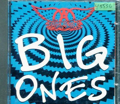 *還有唱片行* AEROSMITH / BIG ONES 二手 Y5536 (149起拍)