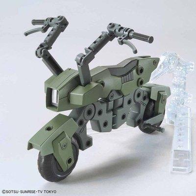 東京都-1/144 HGBC MACHINE RIDER 機動鐵騎 機車套件 (NO:041)