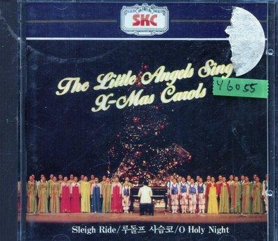 *還有唱片行* THE LITTLE ANGELS SING CHRISTMAS CAROLS 全新 Y6055