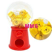 日本直送 迪士尼 Disney Winnie the Pooh 小熊維尼 維尼熊 迷你 橡皮擦 擦膠 扭蛋機