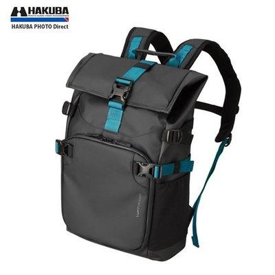 【數位小品】HAKUBA LUFTDESIGN RESIST防水後背包(黑色)