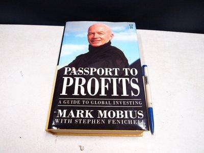 【考試院二手書】《PASSPORT TO PROFITS》ISBN:0752810162│MARK│(21C36)