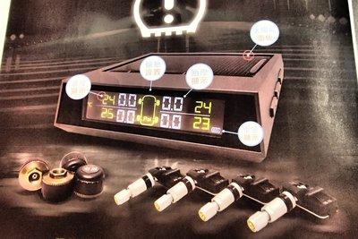 泰山美研社 20040915 TIRE PRESSURE MONITORING SYSTEM 太陽能胎壓偵測器
