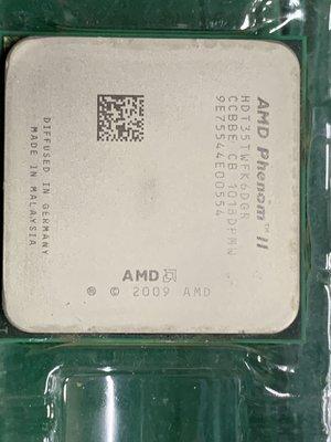 AMD Phenom II X6 1035T 2.6Ghz 6M快取/95W/AM3 六核心 CPU