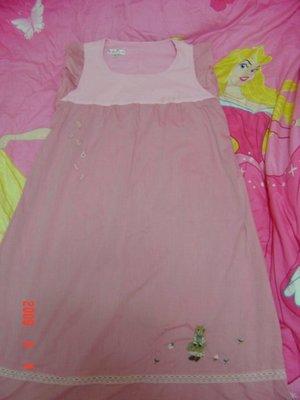 【A34-女洋裝】~百貨專櫃~bubbly girl 布衣女孩純綿娃娃洋裝
