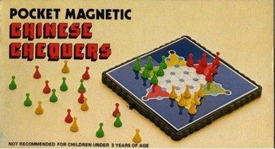 奇趣天地 迷你 跳跳棋 波子棋 磁石棋盤 磁棋 可折疊 攜帶方便 居家旅行必備 有優惠活動