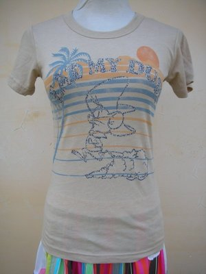 jacob00765100 ~ 正品 Junk Food 傑利鼠 仿舊復古 棉T size: S made in USA