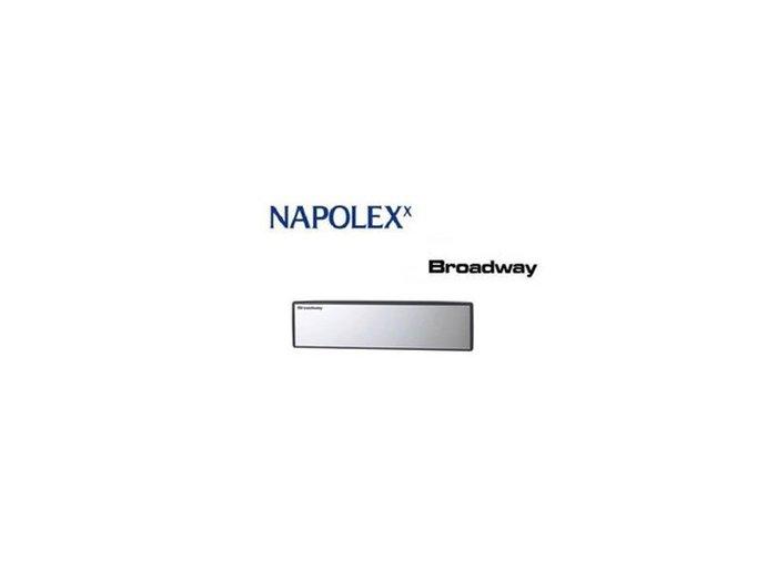 《達克冷光》NAPOLEX 曲面室內鏡270mm BW 845