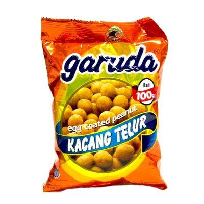 印尼花生豆(加蛋)小包裝100公克