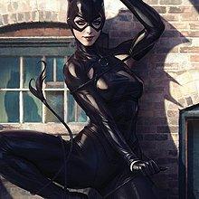 英國進口海報 PP34701( 貓女 Catwoman (Spot Light)