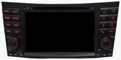 【聖笙 】BENZ W211 W219 W463 專用7吋觸控主機 DVD/USB/SD/數位/導航/藍芽 方控可用免剪線~聖笙