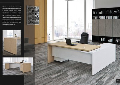 《瘋椅世界》OA辦公家具全系列 訂製平價主管桌 (工作站/工作桌/辦公桌/辦公室規劃)80