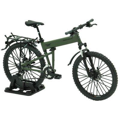 栗特小舖【JP12094】LittleArmory 1/12 LM003 空降部隊折疊式腳踏車 MTB傘兵車 日空 日版