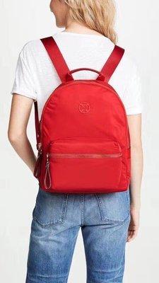 ╭☆包媽子店☆TORY BURCH 新款 帆布後背包雙肩包