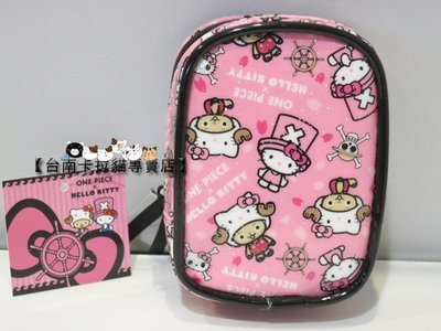 台南卡拉貓專賣店 三麗鷗家族 Hello Kitty & 喬巴 聯名相機包/ 手機袋/ 零錢包 粉色款 可明天到 台南市