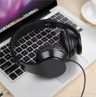台灣【24h現貨】手機耳機 頭戴式電腦耳麥有線筆記本帶話筒遊戲音樂通用 店長推薦LGQJ1000