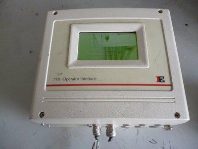 NDC OPERATOR INTERFACE 710 人機介面 操作介面