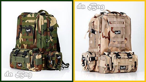 獨賣 最後一波 SNPK 美國 Sniper 狙擊者 軍用大背包~質感極棒! 正軍規 自行車 衝浪 1+2大背包