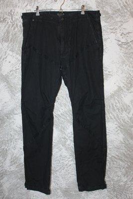 南日本¥ 中製 POLO JEANS 36X34 口袋 工作休閒長褲「AD30」古著 潮流 單寧
