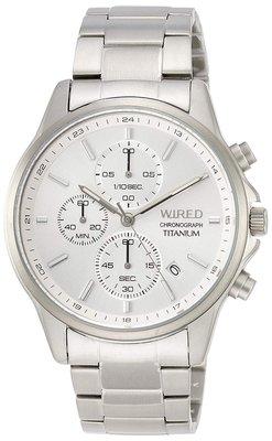 日本正版 SEIKO 精工 WIRED AGAT427 男錶 男用 手錶 日本代購
