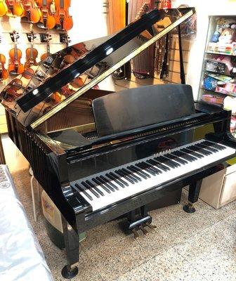二手鋼琴 YAMAHA GH1 原裝鋼琴 平台鋼琴 三角鋼琴 琴齡30年(原漆一手鋼琴)