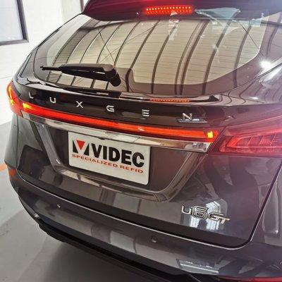 巨城汽車 納智捷 Luxgen 2018 U6 GT 後尾門 LED 貫穿 尾燈 光柱型