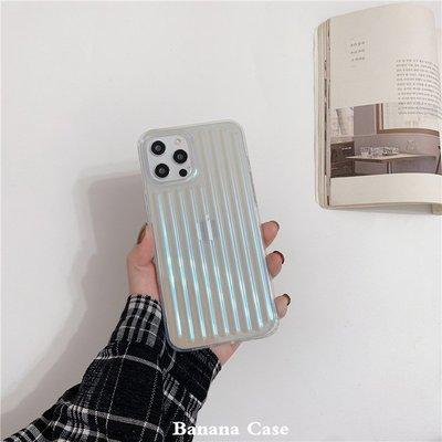 Tactile`透明鐳射適用蘋果12pro手機殼iphone11防摔8plus/xs/max硬殼xr/7P