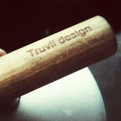 丹大戶外【Truvii】木柄琺瑯杯 客製手把刻字加購區(需另開賣場)