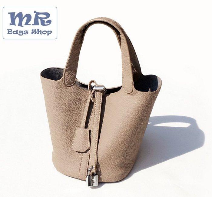 [RED170329-3]潮流休閒水桶包時尚迷你菜籃子經典手提包-9色
