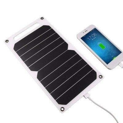 太陽能充電板sunpower太陽能板戶外充電手機USB穩壓5V2A旅行單晶硅光伏品牌