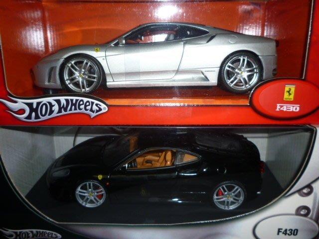 首富車房}1:18 法拉利 F430  黑絕版已久~再度空運來台!!!!只有黑色 ! 只有1台!
