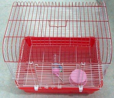 ☆汪喵小舖2店☆ SJ 新大兔籠 S102 簡便兔籠、附飲水器、食盆